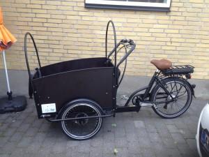 Ladcykel hos Privat pasning / dagpleje 9220 Aalborg Ø, Tina Lund